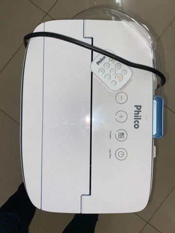 Ar-Condicionado Portátil Philco PAC11000F3 Frio 11.000 Btus - Branco - Foto 3