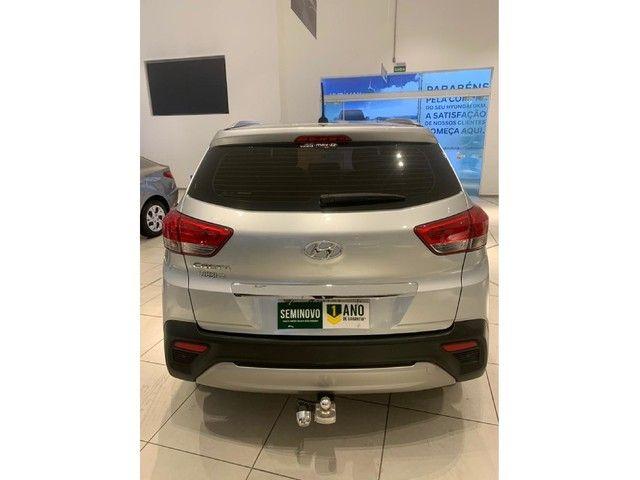 Hyundai Creta 1.6 16V FLEX PULSE PLUS AUTOMATICO - Foto 4