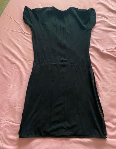 Vestido labelamarfia preto tam M - Foto 3