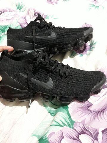 Tênis Nike Air Vapormax 3.0 Triple Black (Preto, 40)