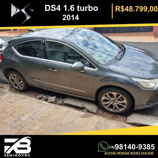 DS4 1.6 Turbo - 2014 - Foto 6