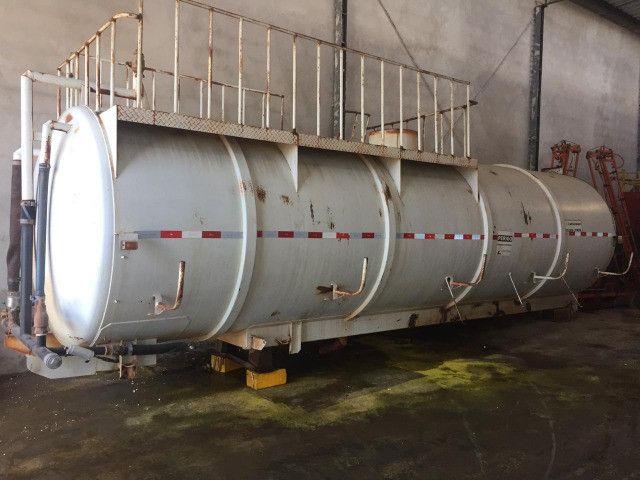 Tanque 20 mil litros - Caminhão pipa