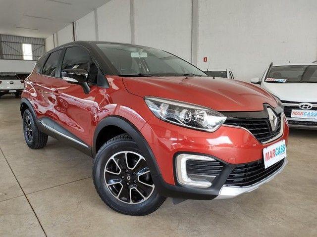Renault captur 2019 1.6 16v sce flex life x-tronic