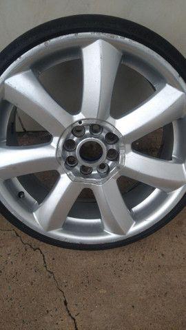 Vendo 17 Santorine tala 6 vai com os pneu - Foto 3