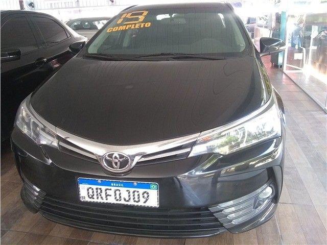Vendo Toyota Corolla xei 2.0 2019 automático completo + gnv[ unico dono]