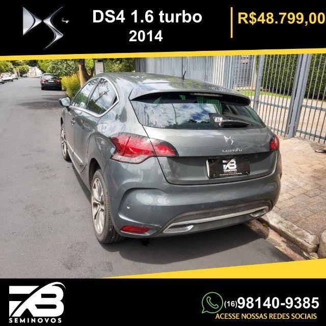 DS4 1.6 Turbo - 2014 - Foto 3