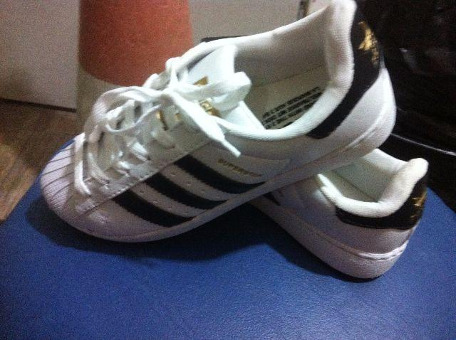 Adidas super star,original numero 37/show/parcelo