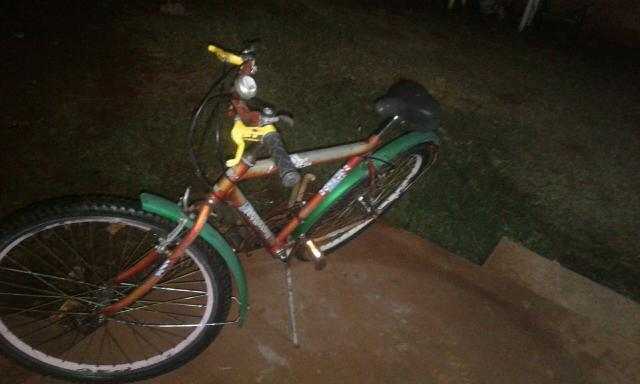 Troco Duas bicicleta