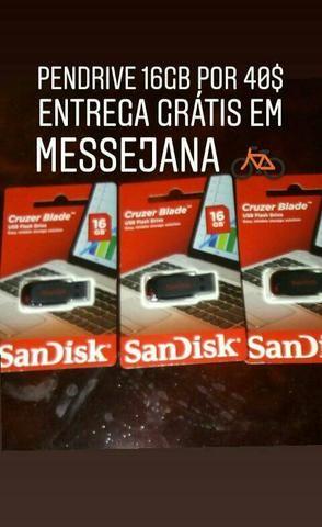 Pendrive 16 gb SanDisk