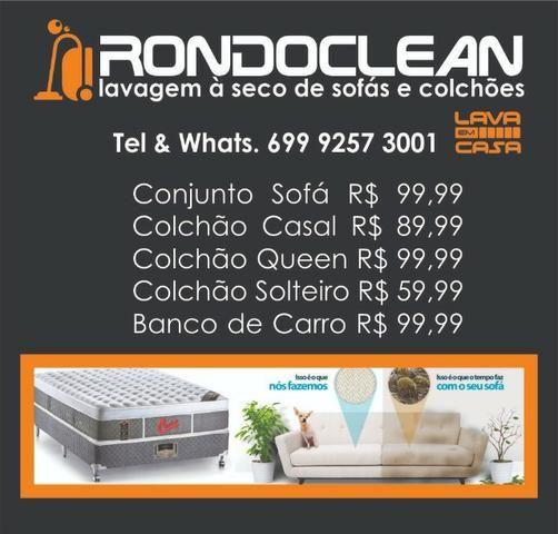RondoClean - Lavagem à seco de estofados o seu estofado novo de novo!