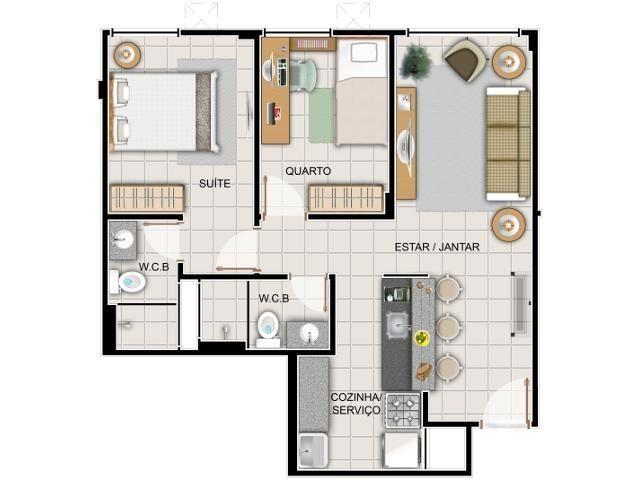 Edf Residencial Patio cod.146 - Foto 16