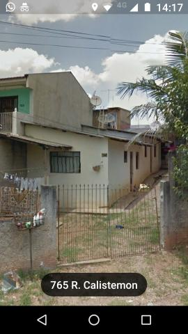 Alugo casa em araucaria
