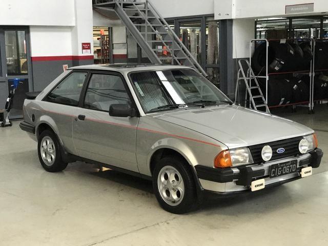 escort xr3 1986