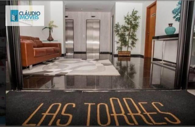 Apartamento com 3 dormitórios à venda, 68 m² por r$ 324.336 - jatiúca - maceió/al - Foto 2