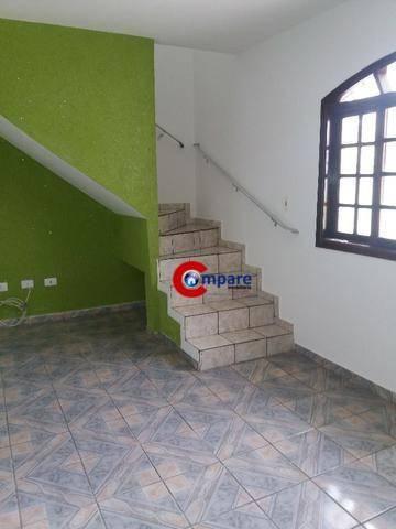 Sobrado com 2 dormitórios à venda, 134 m² por r$ 530.000 - jardim las vegas - guarulhos/sp - Foto 8
