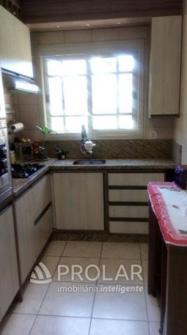 Apartamento à venda com 3 dormitórios em Borgo, Bento gonçalves cod:11010 - Foto 3