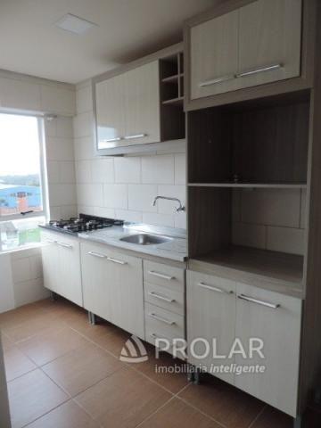 Apartamento à venda com 1 dormitórios em Presidente vargas, Caxias do sul cod:10587 - Foto 3