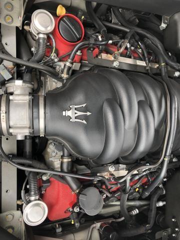 Maserati Quatroporte V-8 4.7 2009 - Foto 6