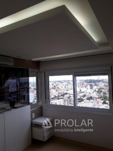 Apartamento à venda com 2 dormitórios em Petropolis, Caxias do sul cod:10459 - Foto 12