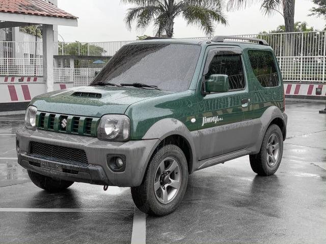 Jimny 1.3 4x4 4ALL 2P - Wagner