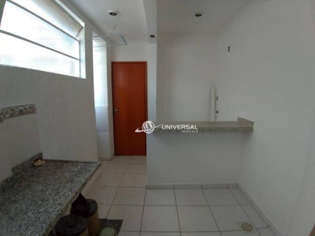 Apartamento com 3 quartos à venda, 80 m² por R$ 190.000 - Lourdes - Juiz de Fora/MG - Foto 2