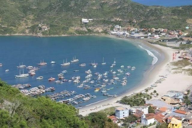 Frente ao mar espetacular 02 e 03 quartos com 03 suites e Coberturas Praia dos Anjos - Foto 20