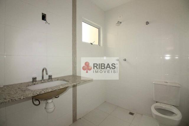 Casa com 3 dormitórios à venda, 126 m² por r$ 650.000 - barreirinha - curitiba/pr - Foto 19
