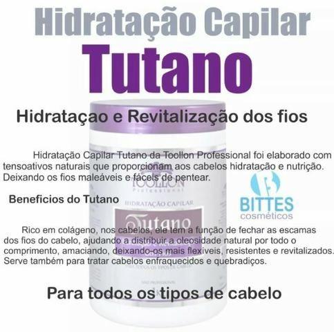 Creme Revitalizante Tutano 1 Kg Bittes Cosméticos - Foto 3