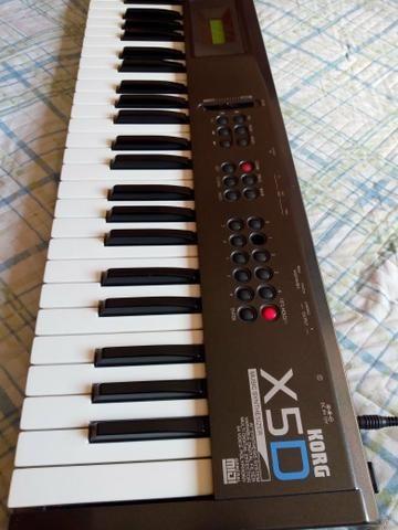 Modulo para teclado korg m3r - Instrumentos musicais - São