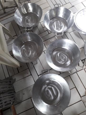 Tachos de alumínio Grosso - Foto 3