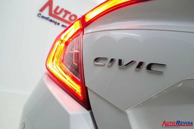 Honda Civic Touring Ano 2019/2020 - Foto 12