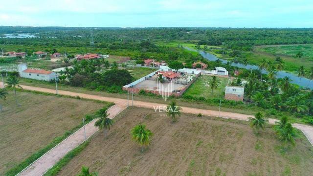 Terreno à venda, 300m² por r$ 22.000,00 - trairi - ceará - trairi/ce - Foto 5