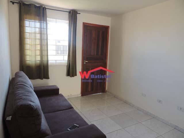 Casa com 3 dormitórios à venda, 53 m² - rua jacarezinho nº 573jardim guilhermina - colombo - Foto 5