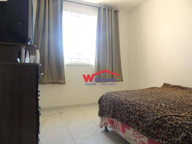 Casa com 3 dormitórios à venda, 53 m² - rua jacarezinho nº 573jardim guilhermina - colombo - Foto 20