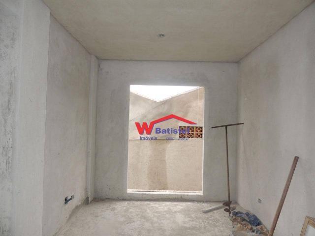 Apartamento com 2 dormitórios à venda, 51 m² - avenida lisboa, 325 - rio verde - colombo/p - Foto 2