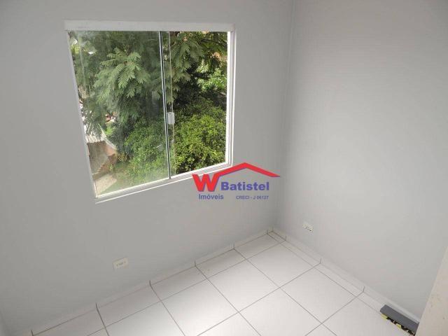 Apartamento com 2 dormitórios à venda, 46 m² por r$ 152.000 - rua tunísia nº 634 - fátima  - Foto 20