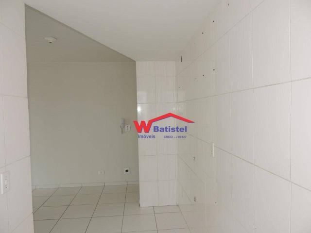 Apartamento com 2 dormitórios à venda, 46 m² por r$ 152.000 - rua tunísia nº 634 - fátima  - Foto 16