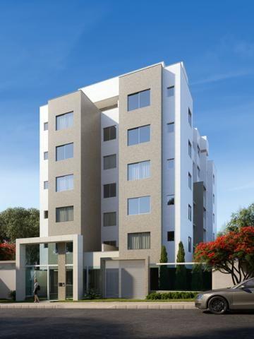 Apartamento à venda com 3 dormitórios em Jardim américa, Belo horizonte cod:2952