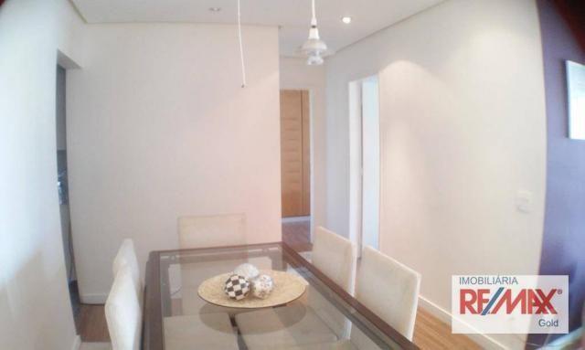 Cobertura 3 dormitórios,2 suítes,churrasqueira,home theater ,rua passo da patria - Foto 11