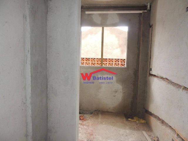 Apartamento com 2 dormitórios à venda, 51 m² - avenida lisboa, 325 - rio verde - colombo/p - Foto 8