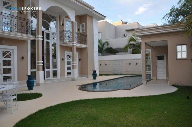 Casa Luxo Condominio Alphaville 1 -5 quartos com suite - Foto 2