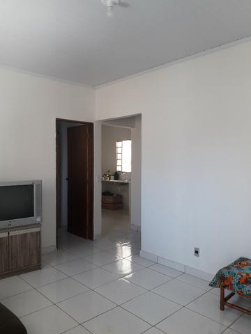 Excelente casa aceita financiamento na 508 do recanto das emas - Foto 7