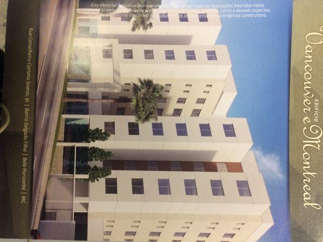 Apartamento à venda com 3 dormitórios em Salgado filho, Belo horizonte cod:3173