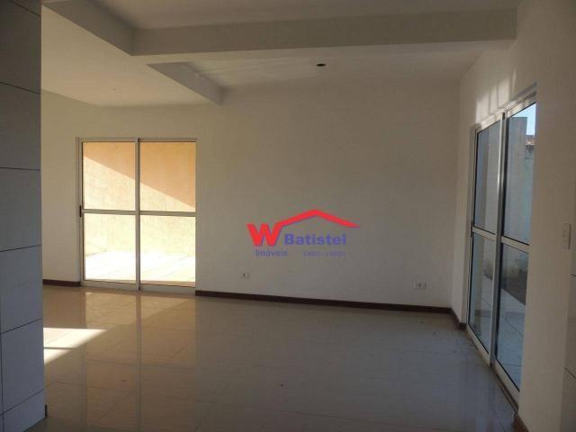 Sobrado com 3 dormitórios à venda, 177 m² - avenida joana d arc nº 206 -tanguá - almirante - Foto 20