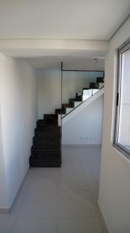 Cobertura à venda com 3 dormitórios em Salgado filho, Belo horizonte cod:3095