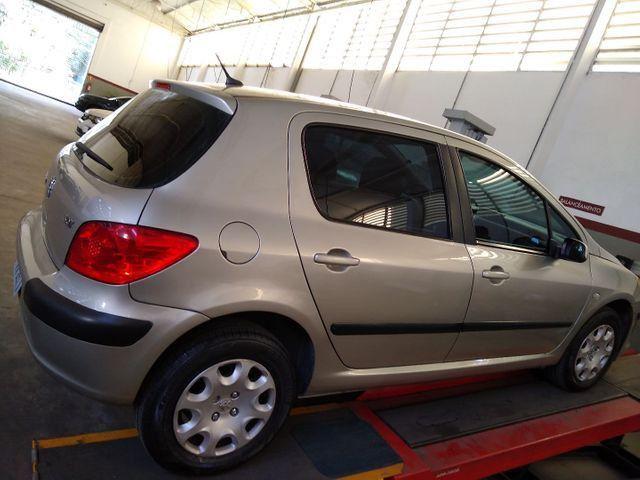 Peugeot 307 1.6 presence 16v Flex manual  - Foto 4