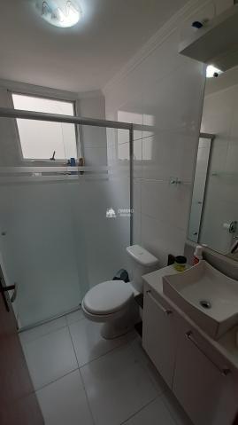 Apartamento para alugar 03 dormitórios em Santa Maria Semi-mobiliado com Sacada com churra - Foto 8