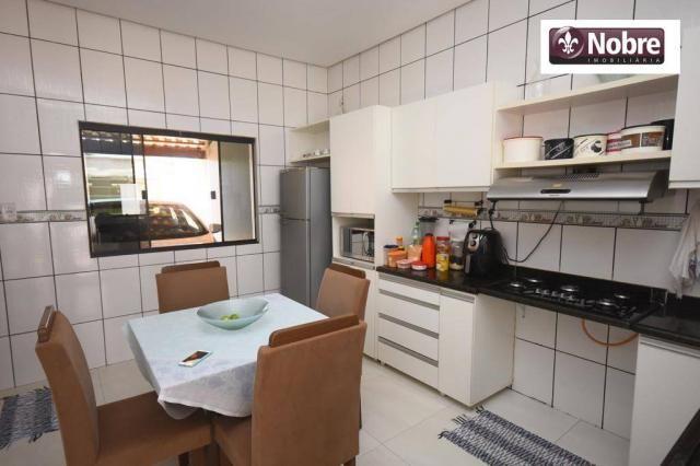 Casa com 3 dormitórios sendo 1 suíte à venda, 100 m² por R$ 240.000 - Plano Diretor Norte  - Foto 4