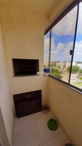 Apartamento para alugar 03 dormitórios em Santa Maria Semi-mobiliado com Sacada com churra