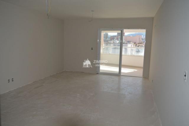 Apartamento 03 dormitórios para venda em Santa Maria com Suíte Sacada Churrasqueira Garage - Foto 2